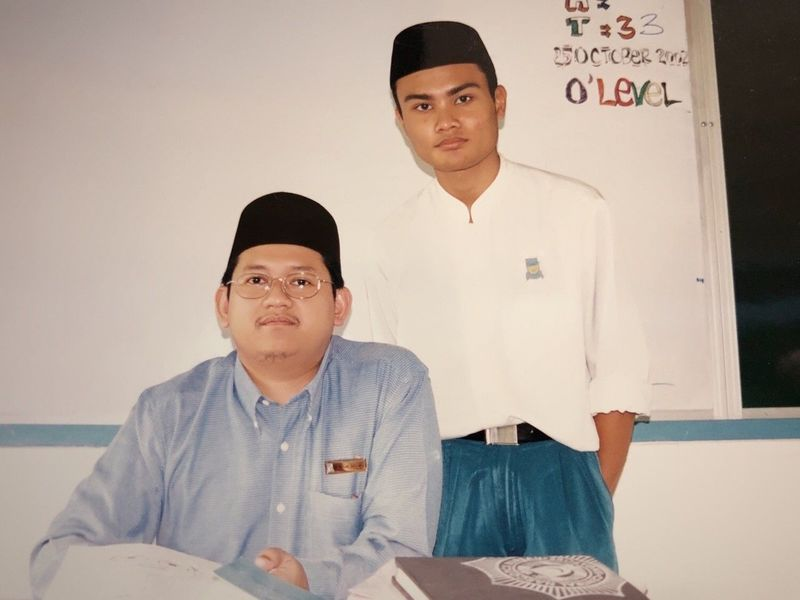 Mufti of Singapore Fatris Bakaram was a passionate and caring teacher.