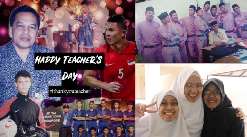 Teachers' Day appreciation messages from students