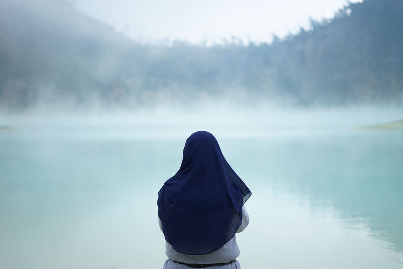 Muslim girl travel without mahram