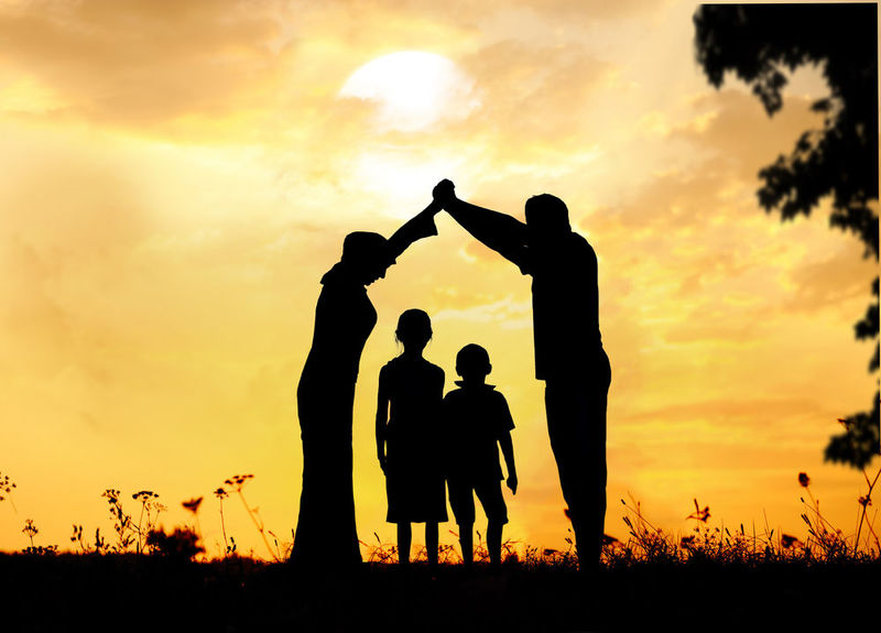 Prophet Muhammad emphasized that parents treat children equally
