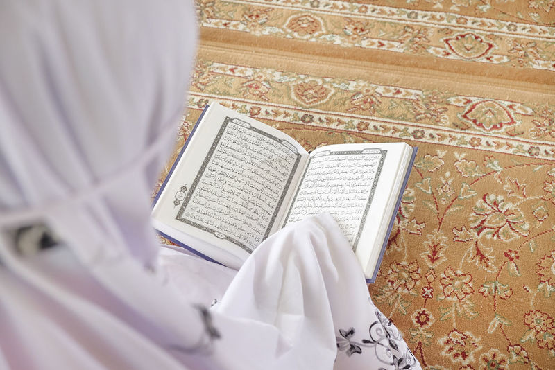 Ramadan is the month of Quran