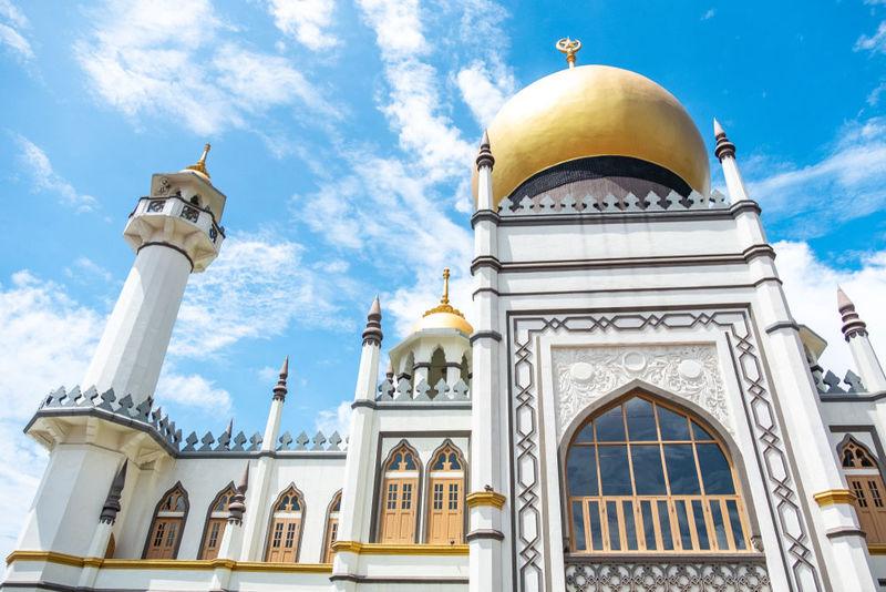 Masjid Sultan singapore for terawih