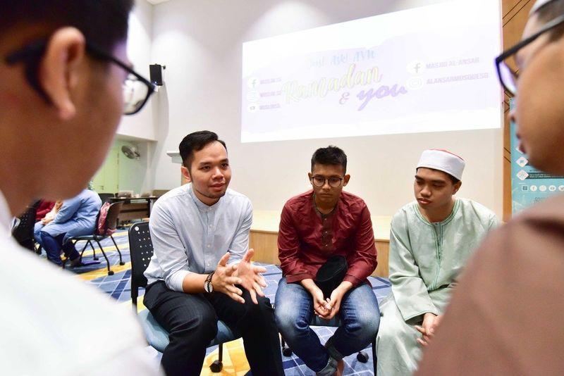 Free Islamic class by Ustaz Abdul Rauuf Maskhazin of Asatizah Network