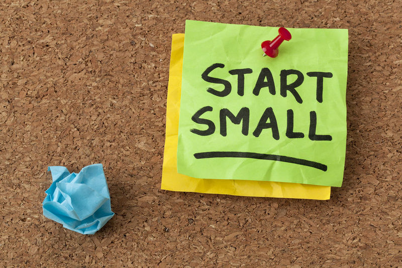 Start small to deal with doubt in Islam