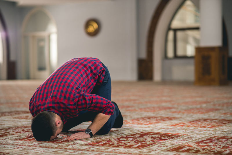 Be grateful to God to deal with doubt in Islam
