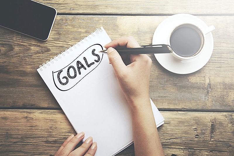 Set realistic goals for ramadan