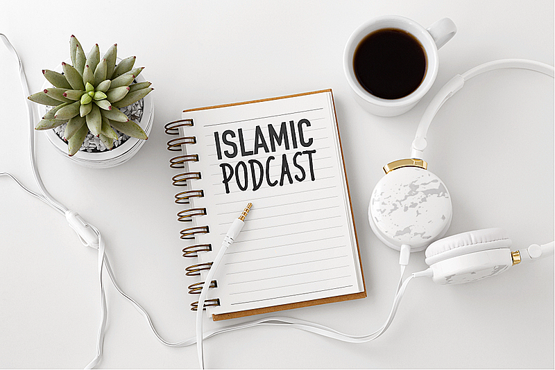Best Islamic podcast on apple and Spotify in Singapore