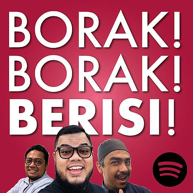 Borak Borak Berisi Islamic podcast by Ustaz Khairul Anwar from Masjid Al-Islah