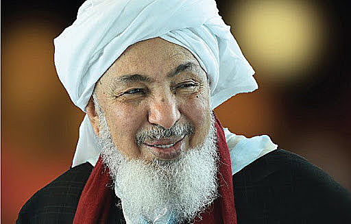 Sheikh Abdallah bin Bayyah, President of the Forum for Promoting Peace in Muslim Societies