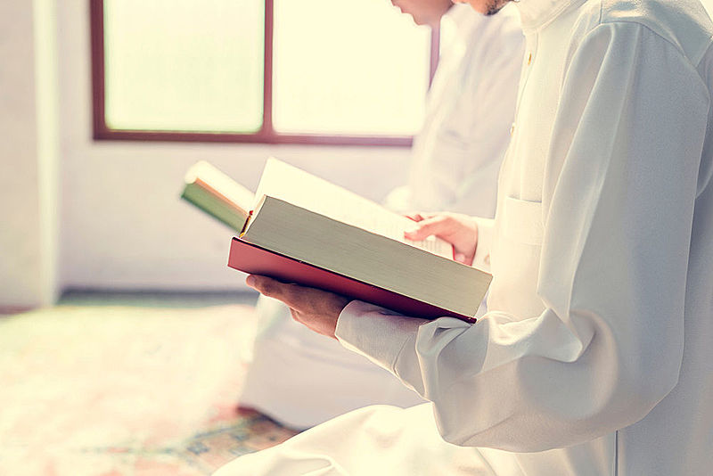 Recite Quran consistently to finish in 30 days in Ramadan