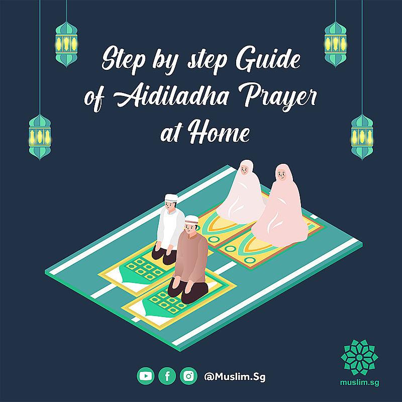 How to perform Eid prayer guide Singapore