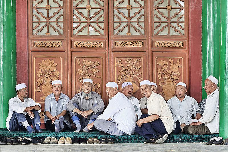 Cultural diversity islam Chinese Muslims