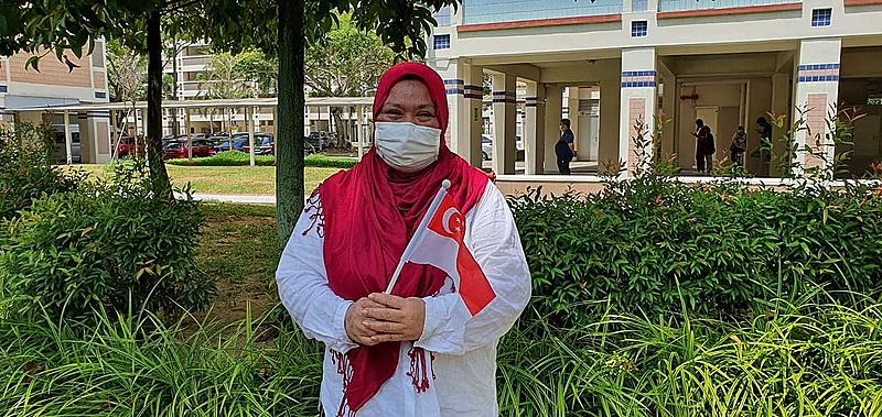 muslim singapore live harmoniously