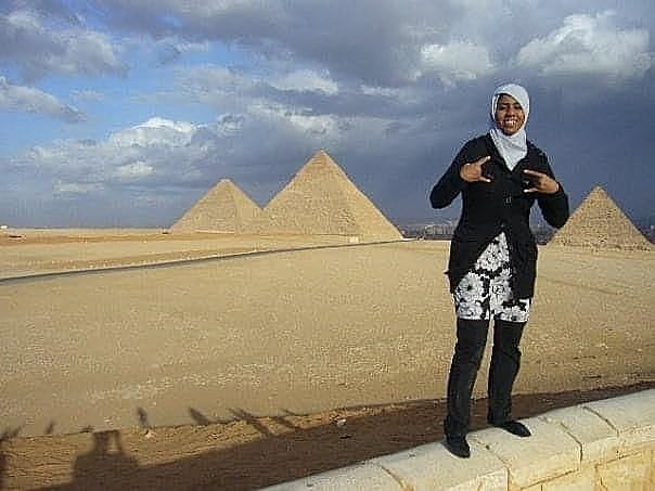 madrasah in Singapore graduate in Egypt