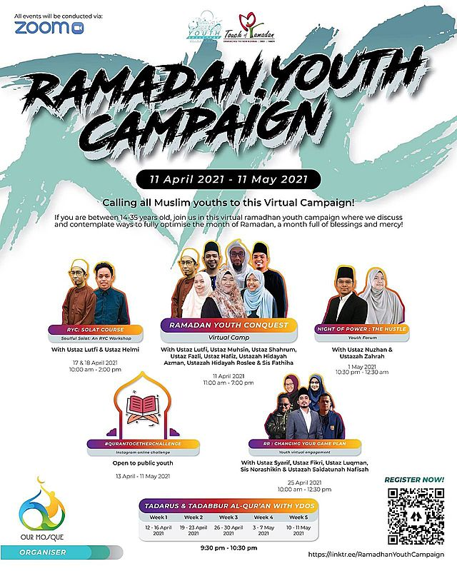 Ramadan Youth Campaign 2021