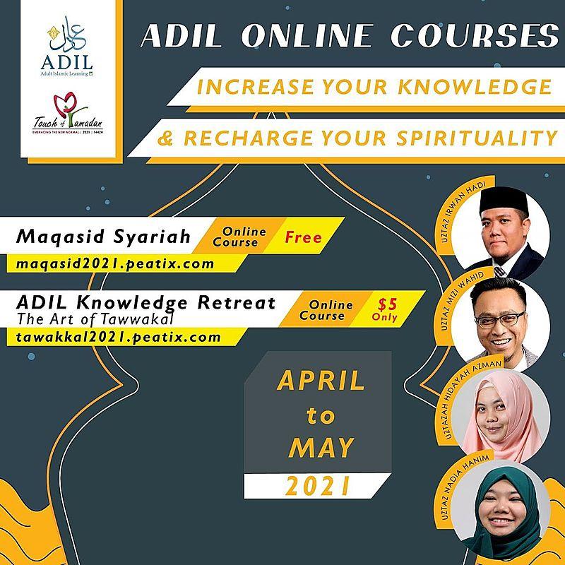 ADIL Events Ramadan 2021