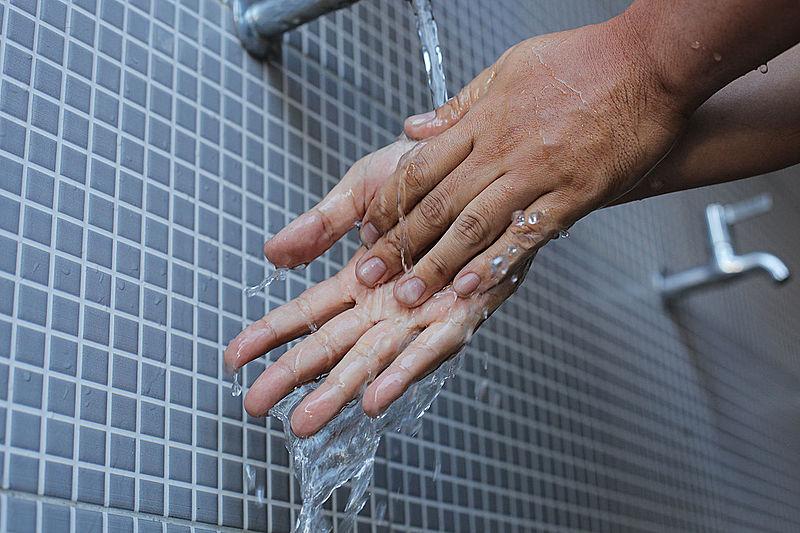 Wudhu Menjaga Kebersihan Solat Terawih