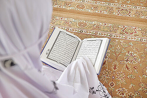Cara, Khatam, Al Quran, Ramadan