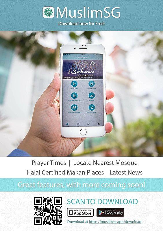 Muslimsg app prayer time
