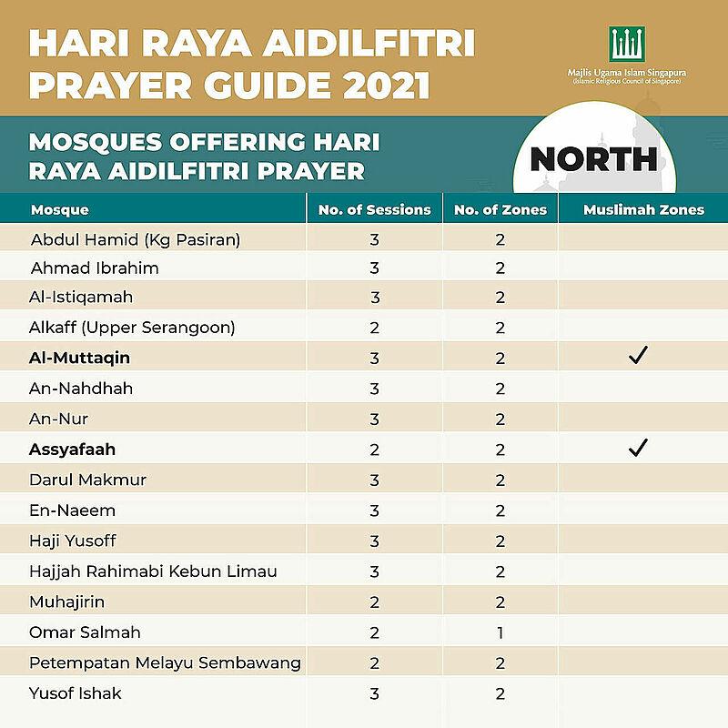 mosque prayer booking solat raya