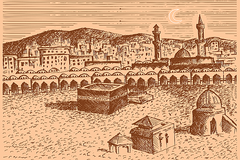 kaabah Makkah surah al-fil
